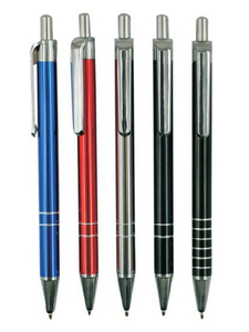 Promotional Gift Metal Ball Pen with Logo Imprint