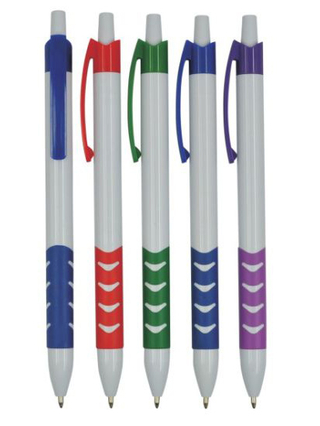 PP86085 Promotional Gift Plastic Ball Pen with Personal Logo