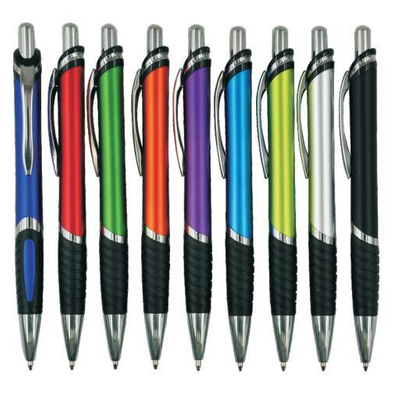 New Design Wholesale Plastic Ball Pen with Logo