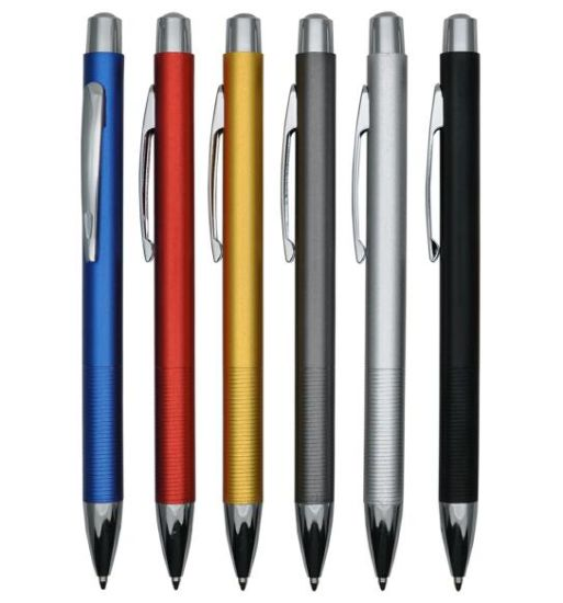 New Design Metal Ball Pen for Office Supply with Customized Logo