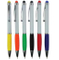 Stylus Twist Plastic Ball Pen with Logo Imprint for Promotional Gift