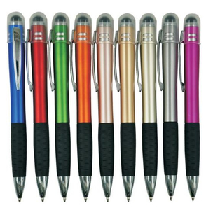 Touch Screen LED Light Pen with Personal Logo