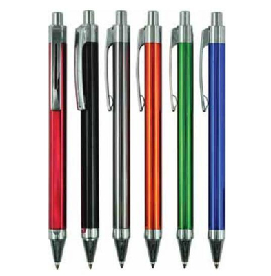 Hot Selling Metal Ball Pen with Customized Logo Laser