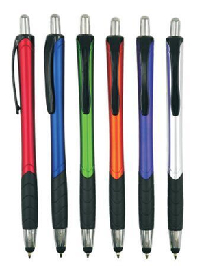Tpp86012c Promotional Gift Stylus Touch Screen Ball Pen with Logo