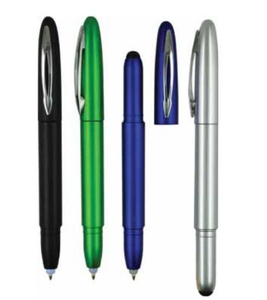Touch Screen Pen LED Light Ball Pen with Customized Logo