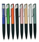 Promotional Gift Plastic Ballpoint Pen with Metal Clip
