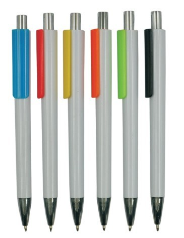 PP5735-3 Promotional Gift Plastic Ball Pen with Logo