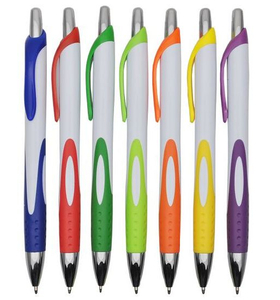 High Quality Best Selling Plastic Ball Pen with Logo