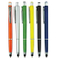 Hot Selling Plastic Stylus Ball Pen with Logo Imprint